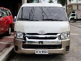 Photo 2015 toyota hiace gl grandia a/t