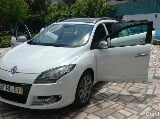 Photo Renault Megane Automatic 2012