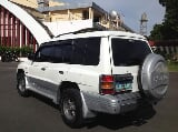 Photo Mitsubishi Pajero Field Master 2001 model