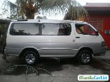 Photo Toyota Hiace Automatic 2002