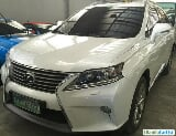 Photo Lexus RX Automatic 2013