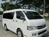 Photo Toyota hiace grandia gl 2008