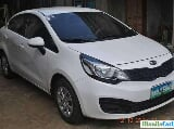 Photo Kia Rio Manual 2012