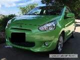 Photo Very cheap 380t only 2014 mitsubishi mirage GLS...