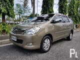 Photo Toyota Innova 2010 G Gas Automatic Brown For Sale