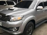 Photo Fortuner G 2015 AT VNT Diesel vs Montero Sport...