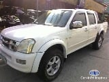Photo Isuzu D-Max Manual 2005