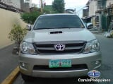 Photo Toyota Fortuner Automatic 2005