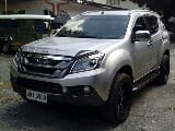 Photo 2015 Isuzu Mux