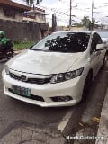 Photo Honda Civic Sports Automatic 2013