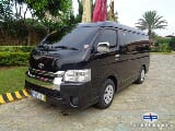 Photo Toyota Hiace Manual 2014