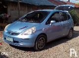 Photo Honda fit (skyblue)