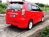 Photo Toyota Avanza 1.3J 2011 MT Red For Sale