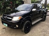 Photo Toyota Hilux G 2006 model
