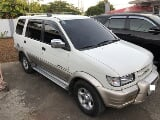 Photo 2002 Isuzu Crosswind XUV Automatic White Rush...