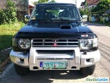 Photo Mitsubishi Pajero Automatic 2005