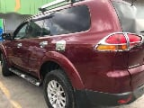 Photo 2012 Mitsubishi Montero 4X4 Diesel AT Red For Sale