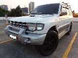 Photo Superloaded Limited Mitsubishi Pajero Ralliart...