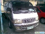 Photo Toyota Hiace Manual 2002