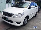 Photo Toyota Innova Automatic 2013