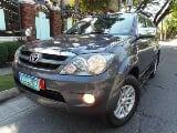Photo Toyota fortuner g 2008