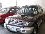 Photo 2001 Mitsubishi Pajero Field Master