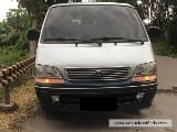 Photo 288t rush toyota hiace van grandia 1st own...