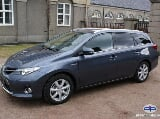 Photo Toyota Auris Manual 2015