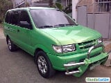 Photo Isuzu Crosswind Automatic