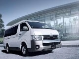 Photo Toyota Hiace Super Grandia Commuter MT AT 2018
