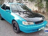 Photo Toyota Corolla Manual