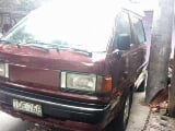 Photo 1992 Toyota Lite Ace, All Gauges Working