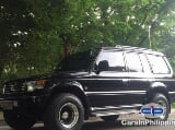 Photo Mitsubishi Pajero Manual 1996