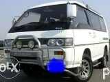 Photo Delica 4x4 sale or swap to pickup