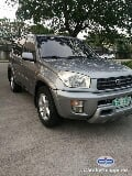 Photo Toyota RAV4 Automatic 2001
