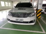 Photo Toyota Fortuner 2014, Automatic