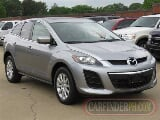 Photo Mazda Cx-7 silver color