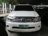 Photo 2009 Toyota Old Fortuner G Gas AT