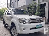 Photo Toyota fortuner 2009 v a/t