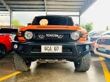 Photo Toyota FJ Cruiser