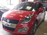 Photo 2015 Suzuki Swift Hatchback