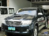 Photo Toyota Hilux Automatic 2014