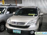 Photo Honda CR-V Automatic 2009