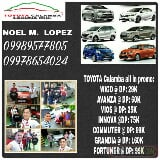 Photo Toyota Cars for Sale in Calamba Laguna