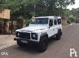 Photo Local Unit 2016 Land Rover Defender 110 (Bowler...