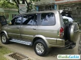 Photo Isuzu Crosswind 2010