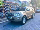 Photo Toyota Fortuner 2. 5G 2011 Automatic diesel