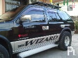 Photo Isuzu wizard 4x4 at mdl 98? San Fernando