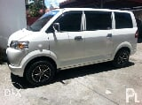 Photo 2013 SUZUKI APV (turbocharged intercoooled)