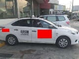 Photo Toyota Vios 1.3 J MT 2014 White Taxi For Sale